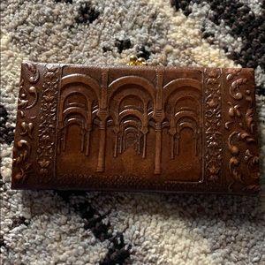 Handbags - Vintage Cordoba-Mezquita Wallet *RARE*
